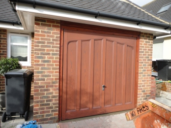 Garage, Croydon – Before