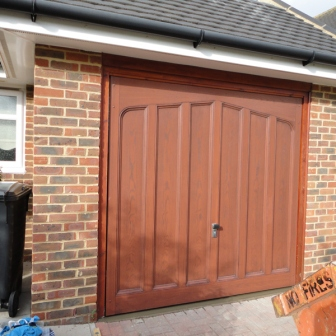 Garage, Croydon – Before