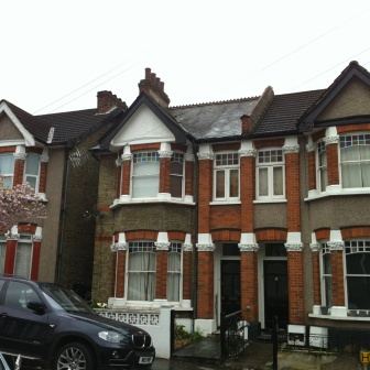 Brick Cleaning, Clapham – Before