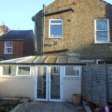 Extension, Croydon – Before