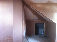 Loft Conversion – In Progress