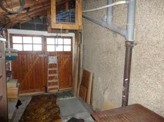 Garage, Worcester Park – Before