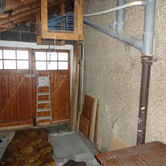 Garage, Worcester Park – Before