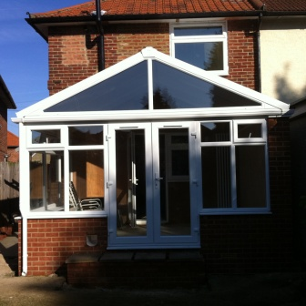 Conservatories, Sutton – After