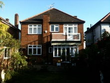 Extension, Wimbledon – Before
